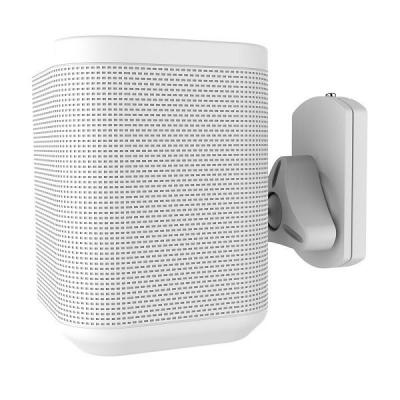 Newstar speakersteun: De NM-WS130WHITE is een wandsteun voor een Sonos Play1 of Play3 luidspreker - Wit