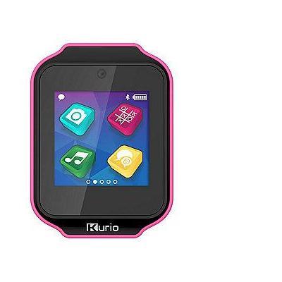 Kurio smartwatch: Watch - Zwart, Roze