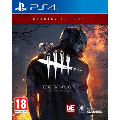 505 games game: Dead by Daylight (Special Edition)  PS4