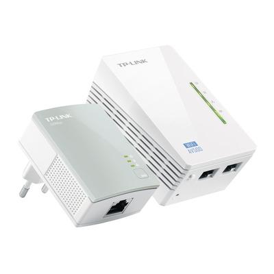 TP-LINK 300 Mbps AV500 Wi-Fi Powerline extender startset Powerline adapter
