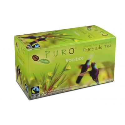 Puro thee: Fairtrade Rooibos