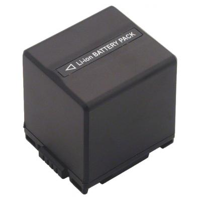 2-power batterij: VBI9609A - Zwart