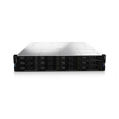 Lenovo SAN: Storage V3700 V2 - Zwart, Zilver