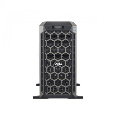 Dell server: PowerEdge T440 - Zwart
