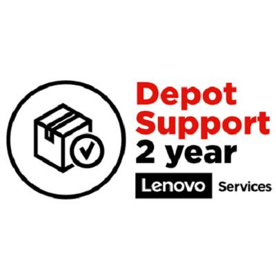 Lenovo garantie: 2Y Depot/CCI