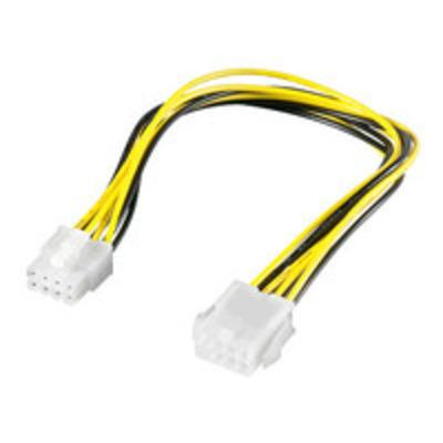 Microconnect PI02012 - Zwart, Wit, Geel