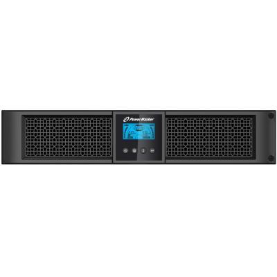 Bluewalker UPS: Powerwalker VI 1500RT LCD - Zwart