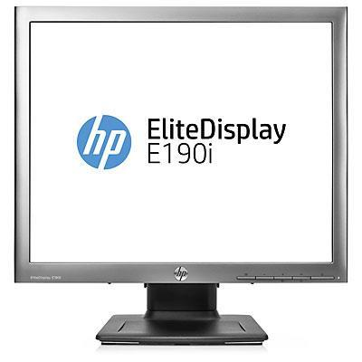 "HP EliteDisplay E190i 18,9"" SXGA IPS Monitor - Zilver"