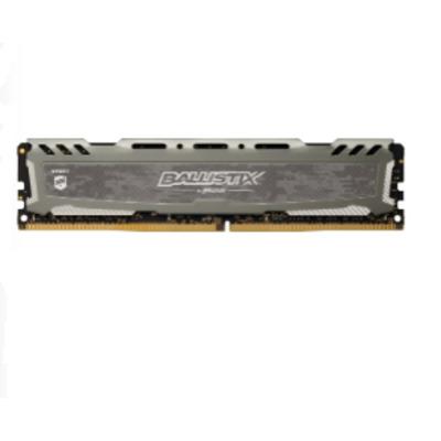 Crucial Ballistix Sport LT 4GB DDR4-2666 RAM-geheugen - Grijs