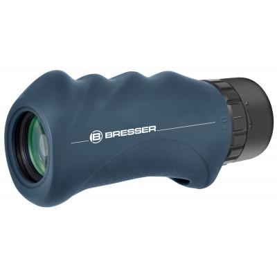 Bresser optics verrekijker: Nautic 8x25 - Zwart, Blauw