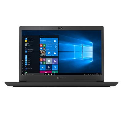 """Dynabook Tecra A40-E-1D7 14"""" i3 8GB RAM 256GB SSD Laptop - Zwart"""