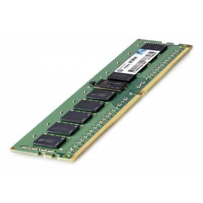 Hewlett packard enterprise RAM-geheugen: HP 16GB (1x16GB) Dual Rank x4 DDR4-2133 CAS-15-15-15 Registered Memory Kit