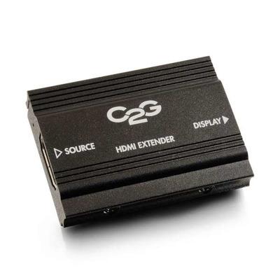 C2G HDMI Extender Kabel adapter - Zwart
