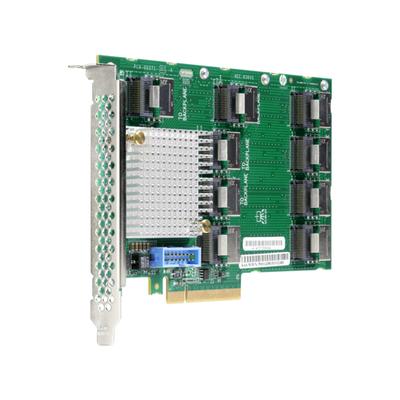 Hewlett Packard Enterprise ML350 Gen10 SAS 12Gb/s Expander Card Kit + Cables Slot expander