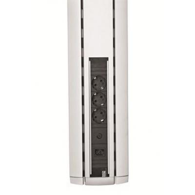 SMS Smart Media Solutions X Power Socket CH Black Muur & plafond bevestigings accessoire - .....