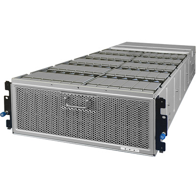 Western Digital Storage Enclosure 4U60-24 G2 144TB nTAA SAN - Zilver