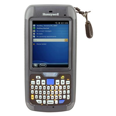 Honeywell CN75 - QWERTY PDA - Zwart, Grijs