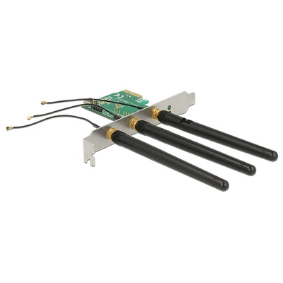DeLOCK 89568 interfacekaarten/-adapters