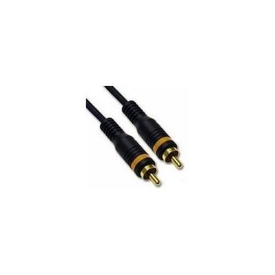 C2g : 5m Velocity RCA-Type Video Cable - Zwart