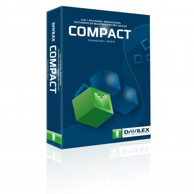 Davilex boekhoudpakket: Compact