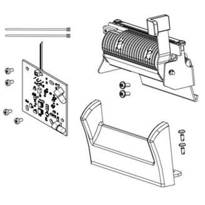 Zebra printerkit: ZT200 Peel Option - Zwart