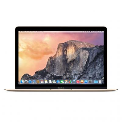 "Apple laptop: MacBook 12"" Retina Gold 256GB - Refurbished - Goud (Approved Selection One Refurbished)"