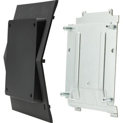 HP ProOne 600/400 G4 Vesa-plaat Montagekit - Zwart, zilver
