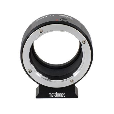 Metabones lens adapter: Contax Yashica to Sony NEX Adapter - Zwart