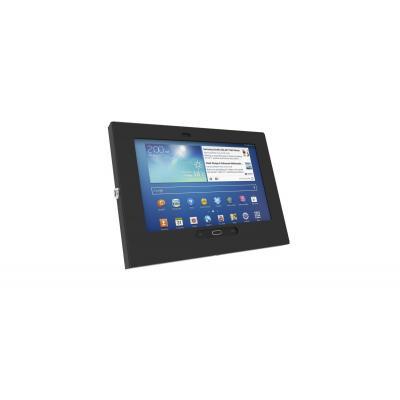 Compulocks houder: Galaxy Tab3/Tab4 10.1 Enclosure Kiosk - Zwart