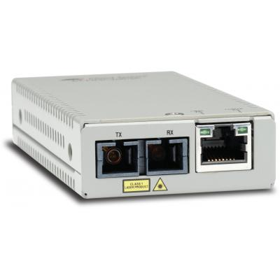 Allied Telesis AT-MMC200/SC-60 Media converter - Zilver