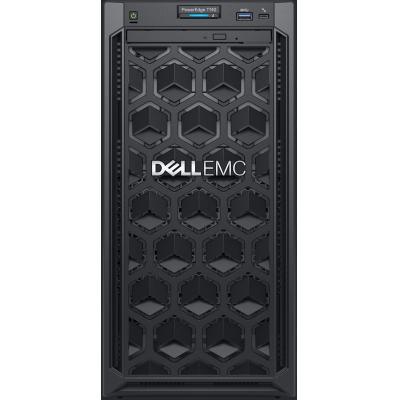DELL PowerEdge T140 server - Zwart