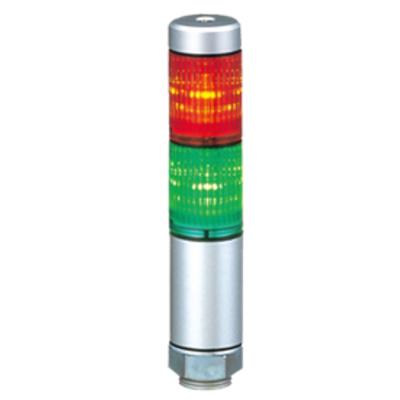 PATLITE Red/Green, 24V, IP65 Alarmlicht indicator
