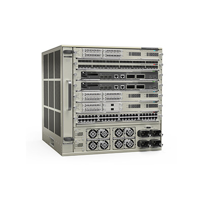 Cisco netwerkchassis: Catalyst 6807-XL - Grijs