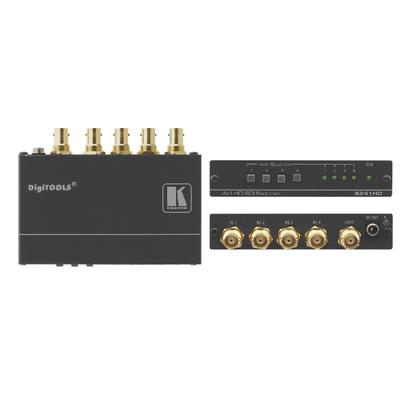 Kramer Electronics Kramer 6241HDxl Switcher Video switch - Zwart