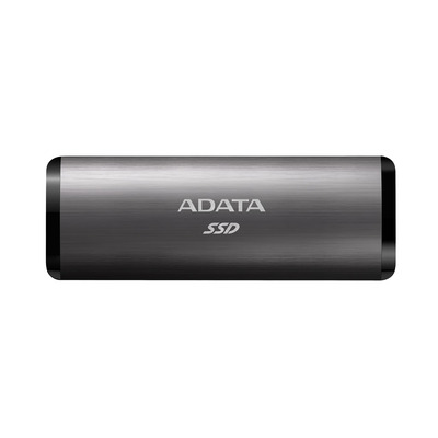 ADATA SE760 - Grijs,Titanium