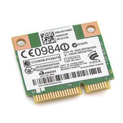 Hewlett Packard Enterprise Broadcom 4313AGN 802.11a/b/g/draft-n WiFi adapter (Shiraz) .....