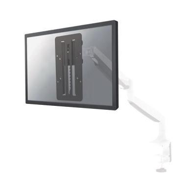 Newstar montagekit: Mount Adapter to allow monitor screen height adjustment (1-15cm) - Silver - Zwart