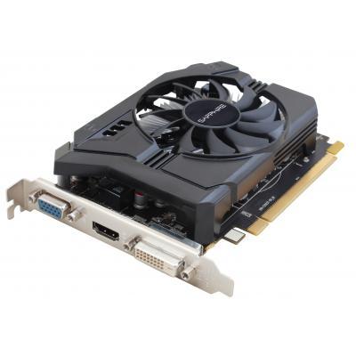 Sapphire videokaart: Radeon R7 250 4GB DDR3 - Zwart