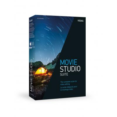 Magix grafische software: VEGAS Movie Studio 14 Suite