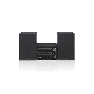 Panasonic SC-PM254EG-K Home stereo set - Zwart