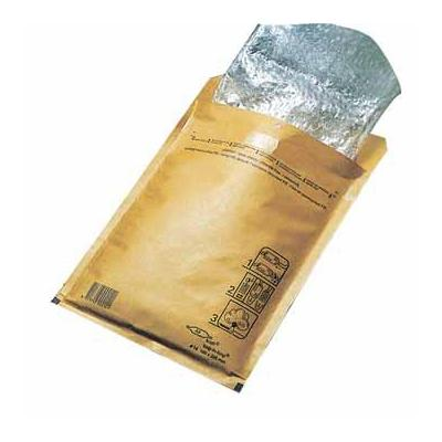 Jiffy riggikraft envelop: P.10 OMSLAG JIFFYLITE 230X340