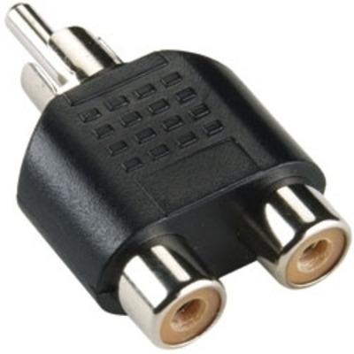 Bandridge BAP124 Kabel adapter - Zwart