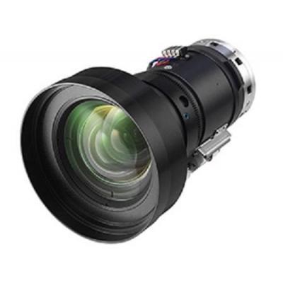 Benq projectielens: F=1.85, f=11.6mm, 0.79:1(XGA) / 0.8:1(WXGA) - Zwart