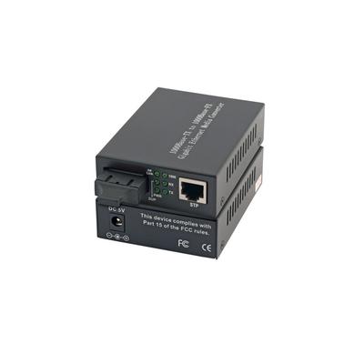 EFB Elektronik EL027V2 Media converter - Zwart
