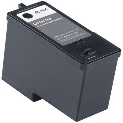 Dell inktcartridge: V305 Black Ink Cartridge - Zwart