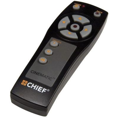 Chief Infrared Remote Control Afstandsbediening - Zwart
