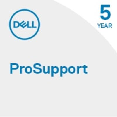 Dell garantie: 3Y ProSupport Next Business Day – 5Y ProSupport Next Business Day