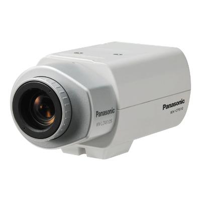 Panasonic WV-CP300/G Beveiligingscamera - Wit