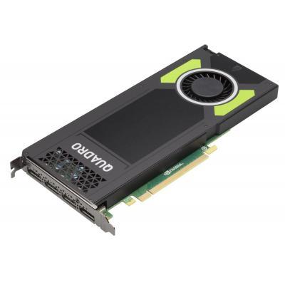 Dell videokaart: NVIDIA Quadro M4000 8GB, 4096×2160, GDDR5, 256-bit, PCI-E x16 3.0 - Zwart, Groen