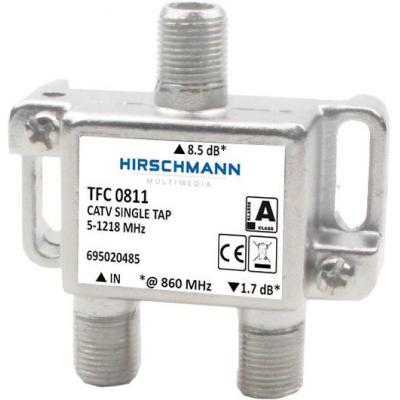 Hirschmann TFC 0811 Kabel splitter of combiner - Metallic